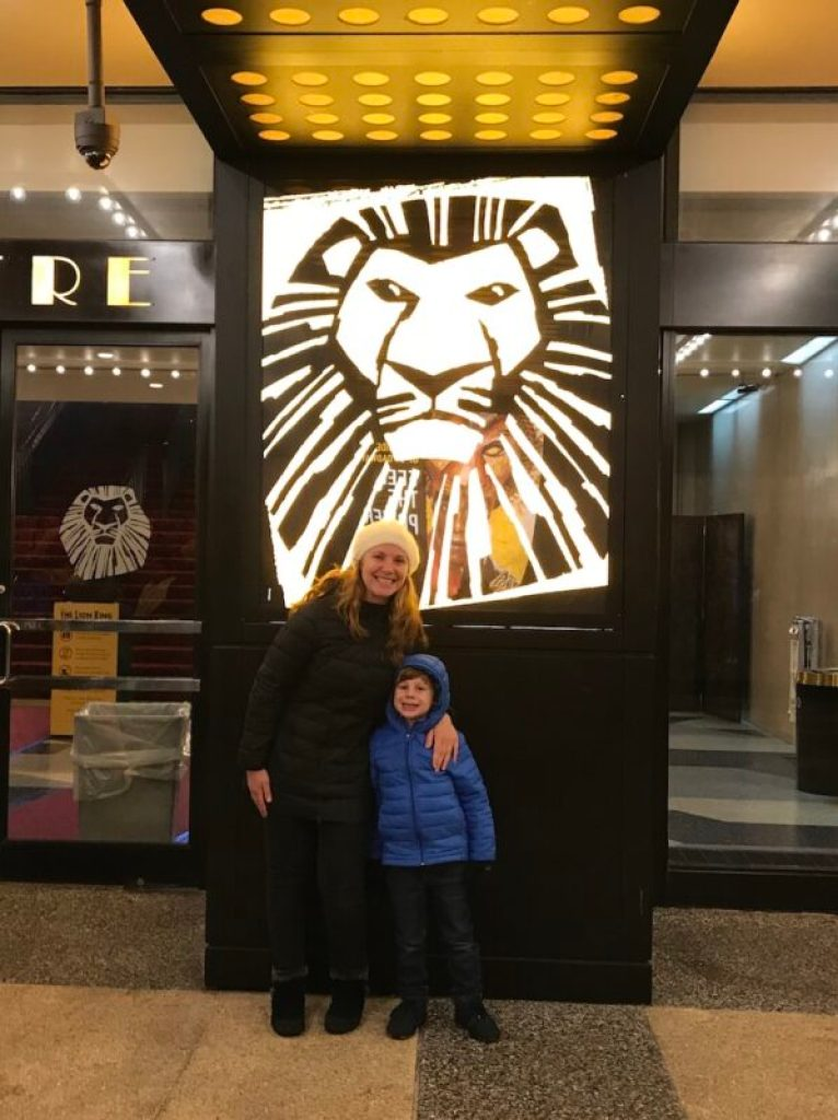 Lion King Broadway ticket lottery and discount Broadway tickets