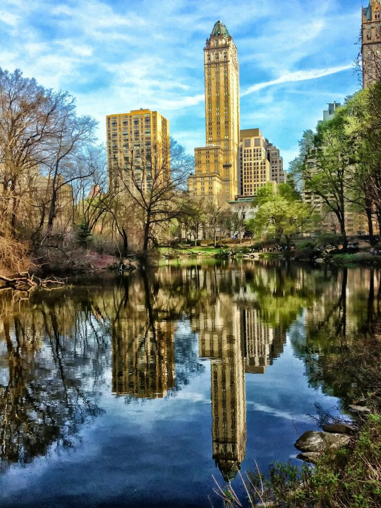 Central Park in New York City (NYC)