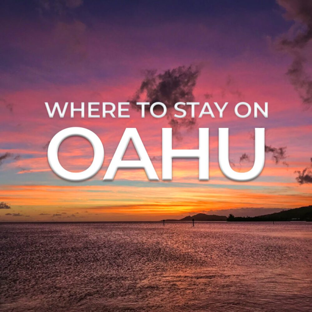 Are you struggling to figure out where to stay on Oahu? We've rounded up the best areas on Oahu for tourists - with pros and cons to each, along with proximity to the best things to do on Oahu - and the best hotels on Oahu in each area. Let us help you plan your Hawaii trip! #Oahu #Hawaii #travel