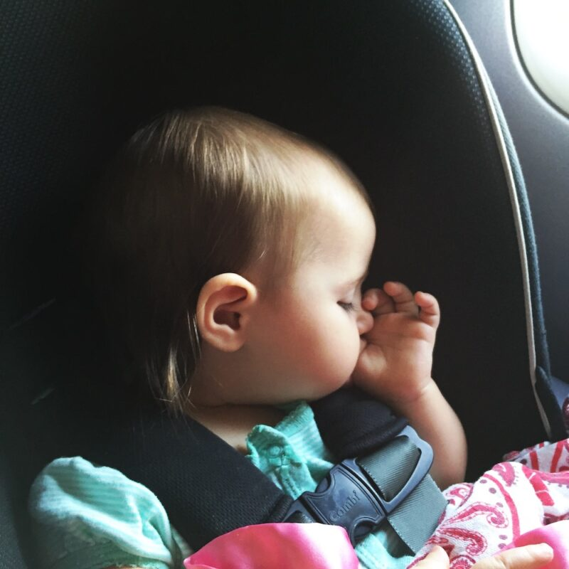 Traveling with a car seat: everything you NEED to know