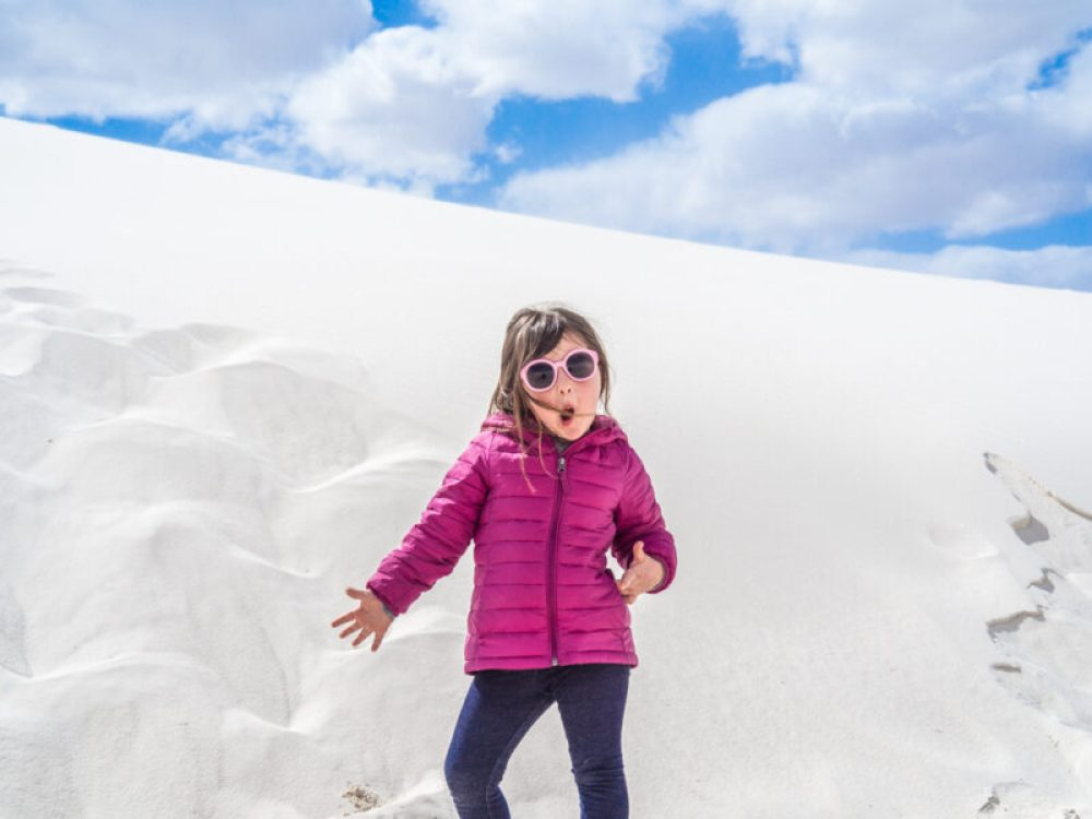 Visiting White Sands National Park – America's Newest National Park!