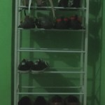 The Amazing Shoe Rack!