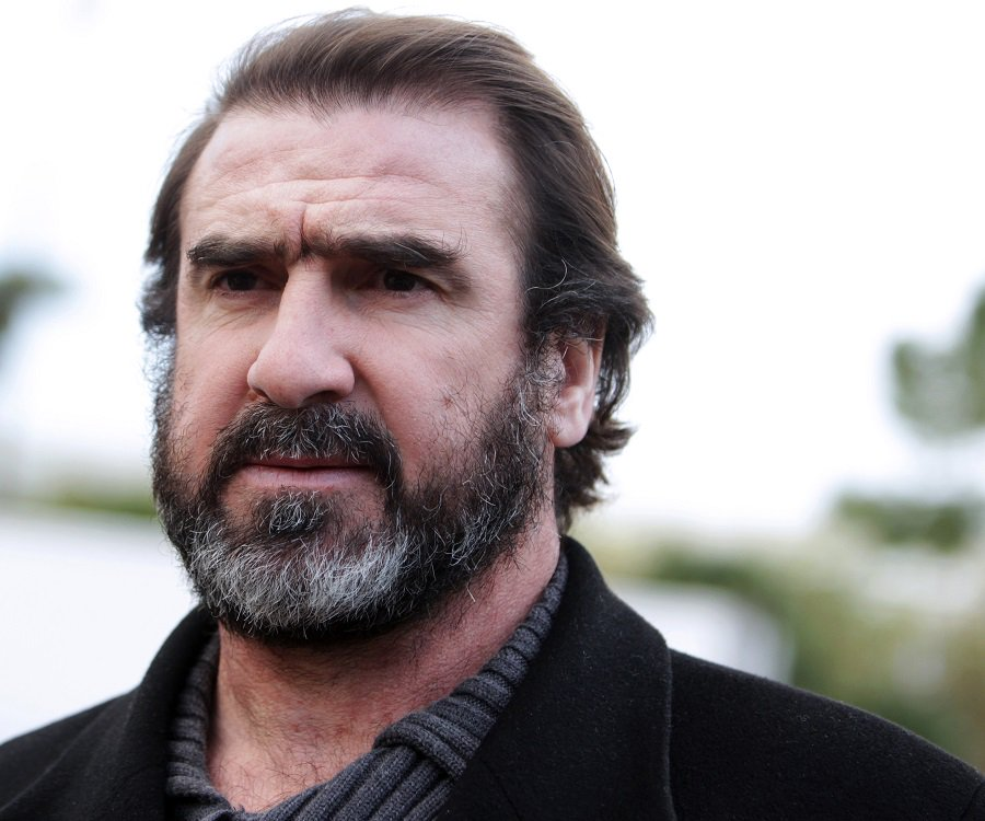 Eric cantona and his wife rachida brakni attend the 'diner des amis du musee d'art. Eric Cantona Biography Childhood Life Achievements Timeline