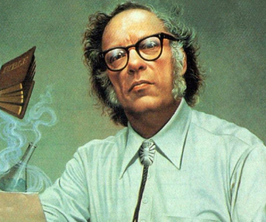 isaac asimovs views on what it means to be intelligent He also founded isaac asimov's science fiction magazine, which became a best-selling publication asimov was afraid of needles and the sight of blood although he had the highest score on the intelligence test he had the lowest score on the physical-conditioning test.
