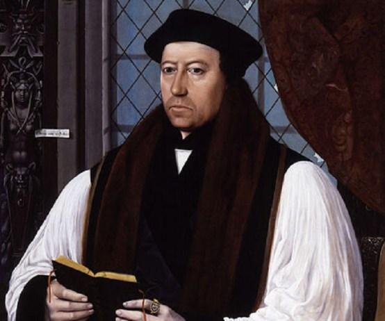 Image result for Cranmer