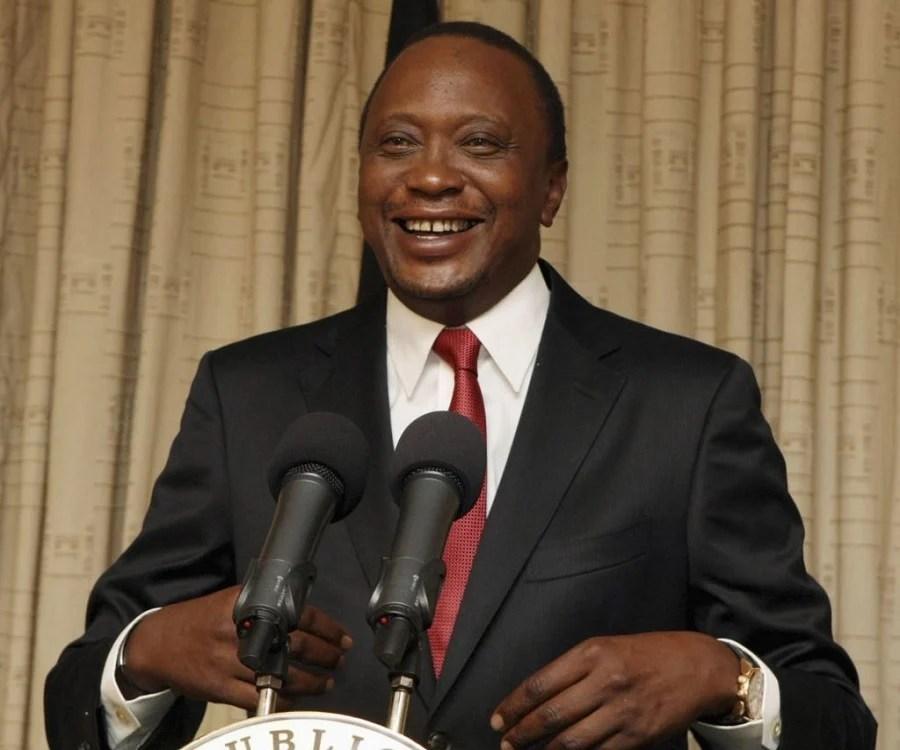 Image result for Uhuru Kenyatta biography