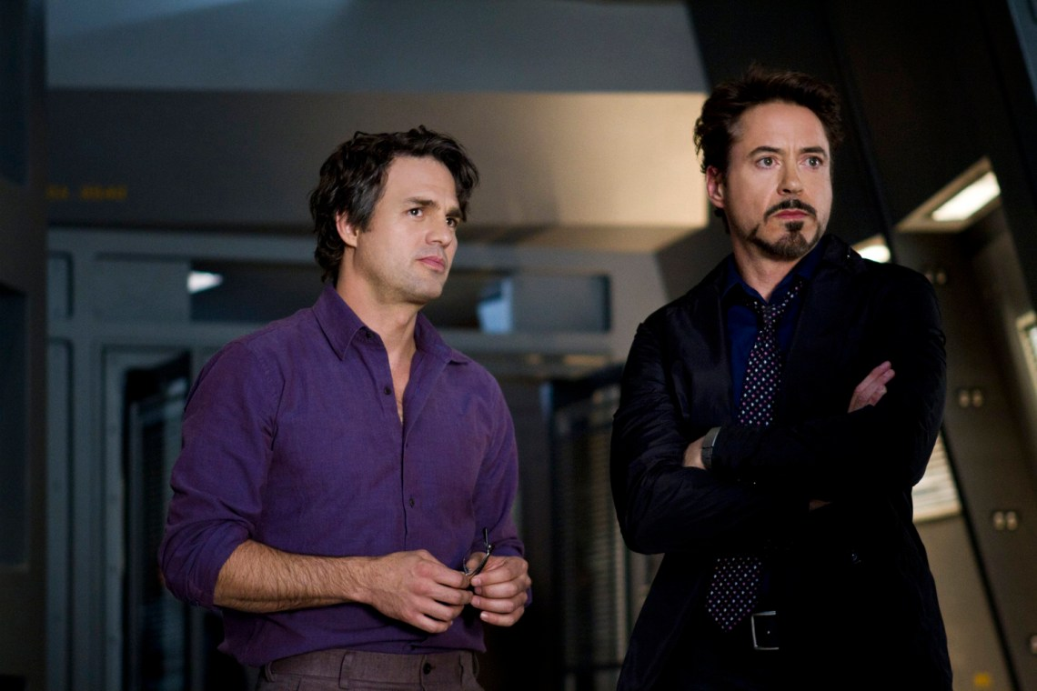 Robert Downey Jr., Mark Ruffalo