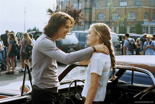 Heath Ledger,Julia Stiles