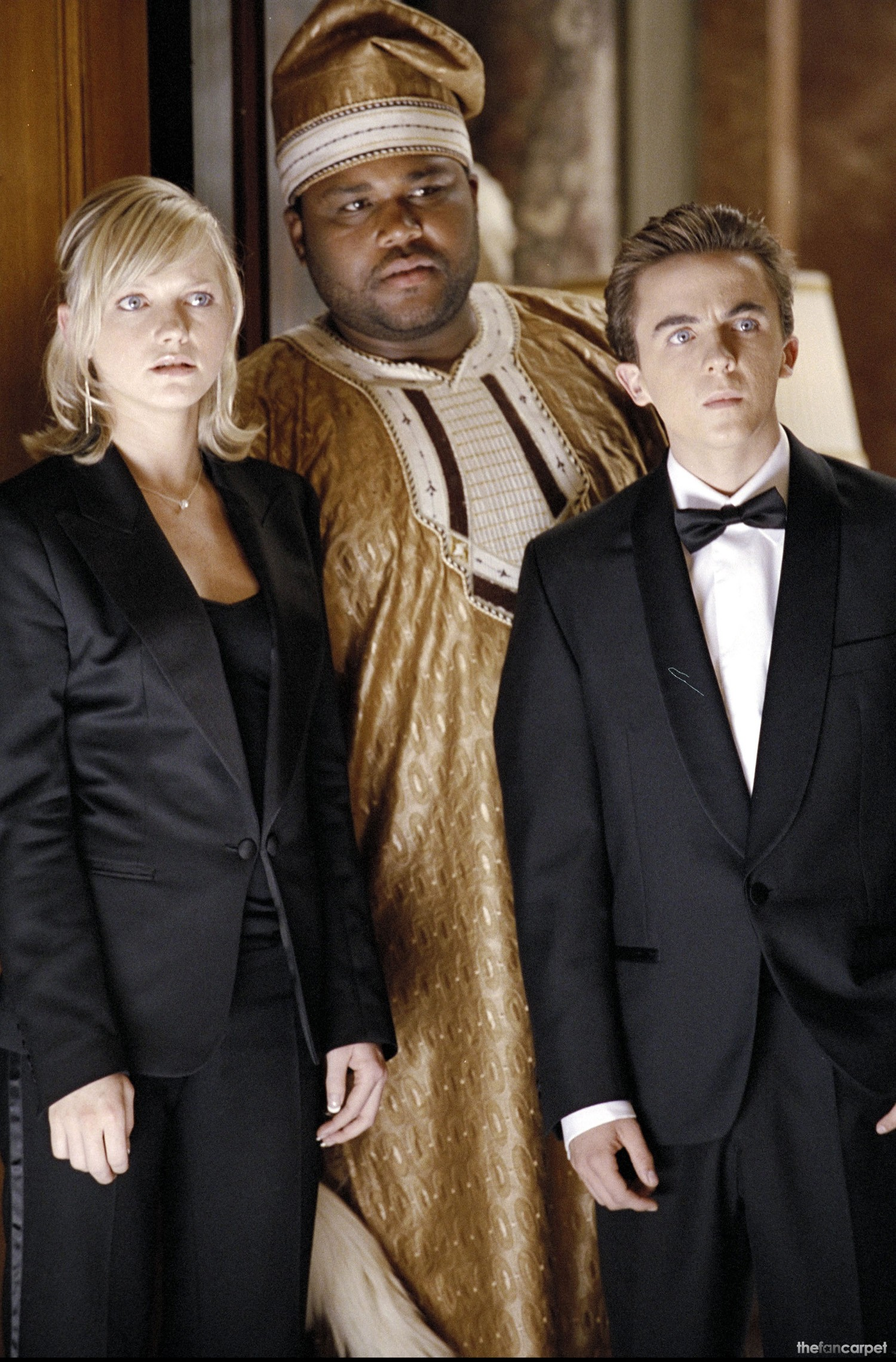 Anthony Anderson,Frankie Muniz,Hannah Spearritt