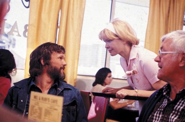 Ellen Burstyn,Kris Kristofferson