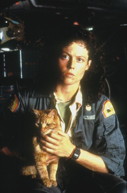 Sigourney Weaver