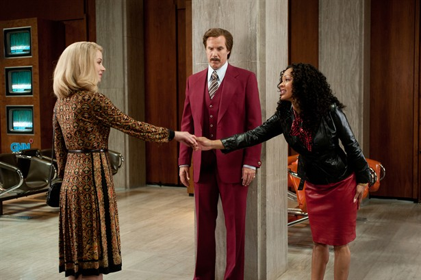 Christina Applegate,Meagan Good,Will Ferrell