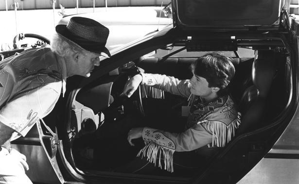 Christopher Lloyd,Michael J. Fox