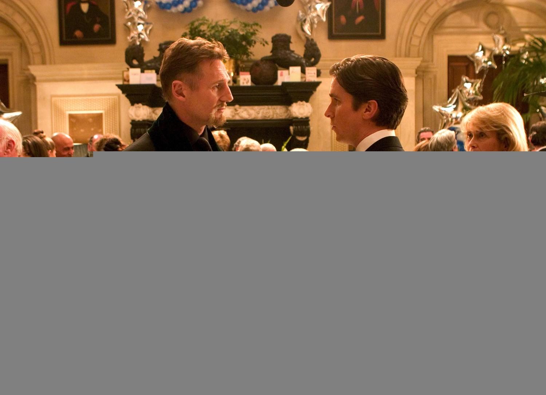 Christian Bale,Liam Neeson