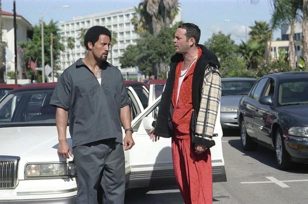 "Dwayne ""The Rock"" Johnson,Vince Vaughn"