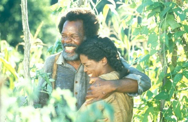 Danny Glover,Oprah Winfrey