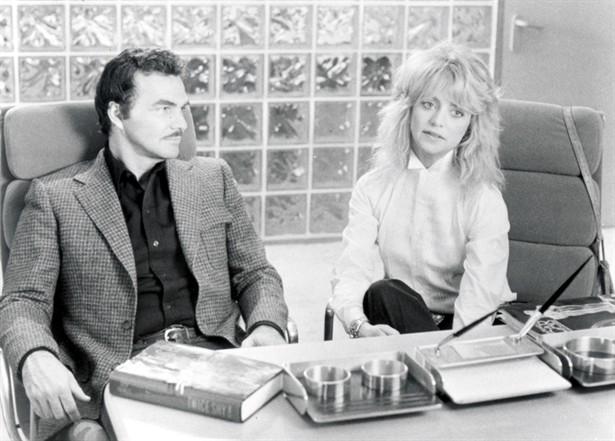 Burt Reynolds,Goldie Hawn