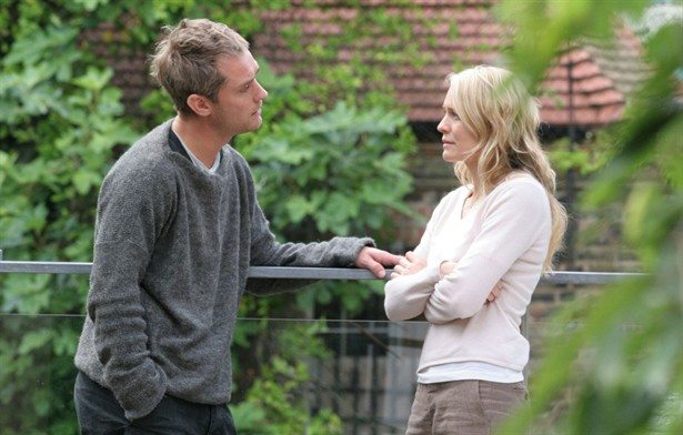 Jude Law,Robin Wright