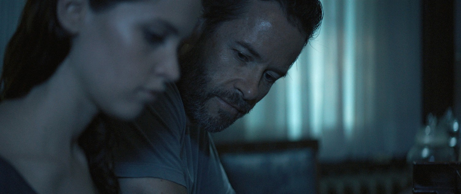 Felicity Jones,Guy Pearce