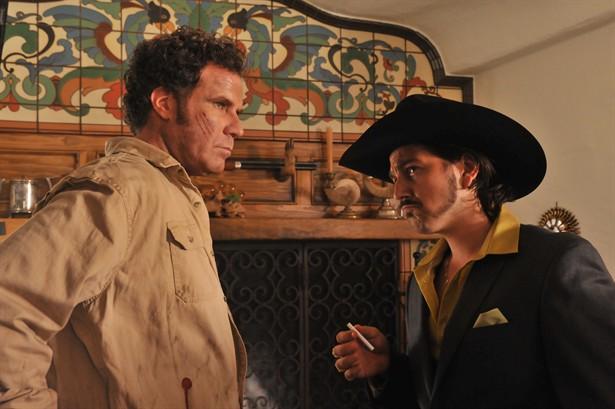 Diego Luna,Will Ferrell