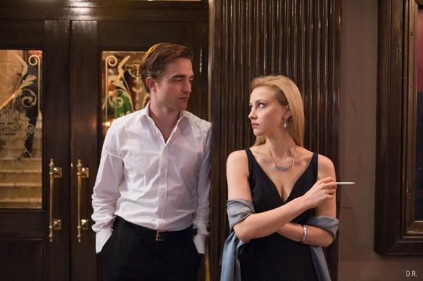 Robert Pattinson,Sarah Gadon