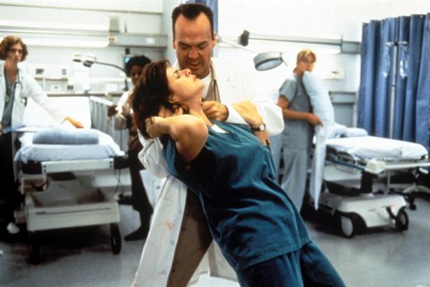 Marcia Gay Harden,Michael Keaton