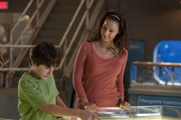 Ashley Judd,Nathan Gamble