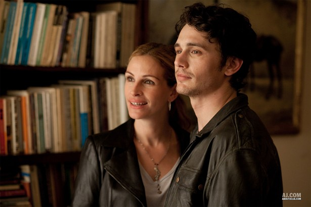James Franco,Julia Roberts