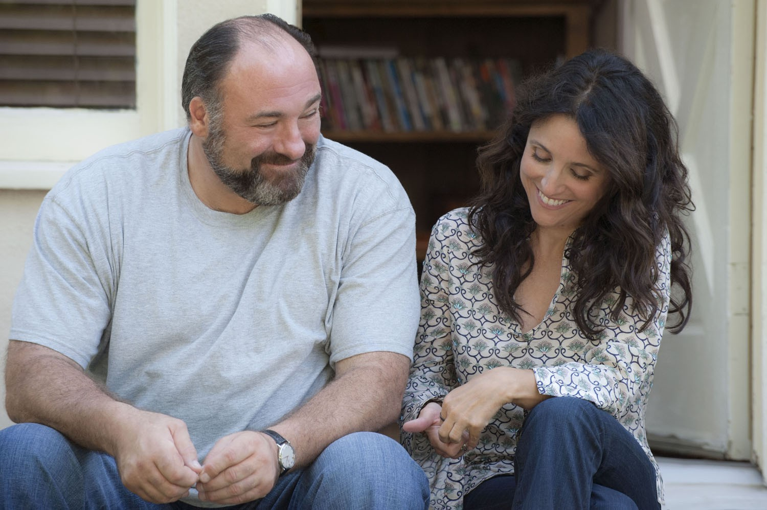 James Gandolfini,Julia Louis-Dreyfus