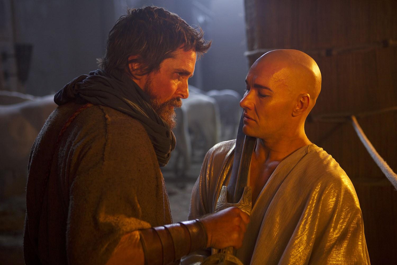 Christian Bale,Joel Edgerton