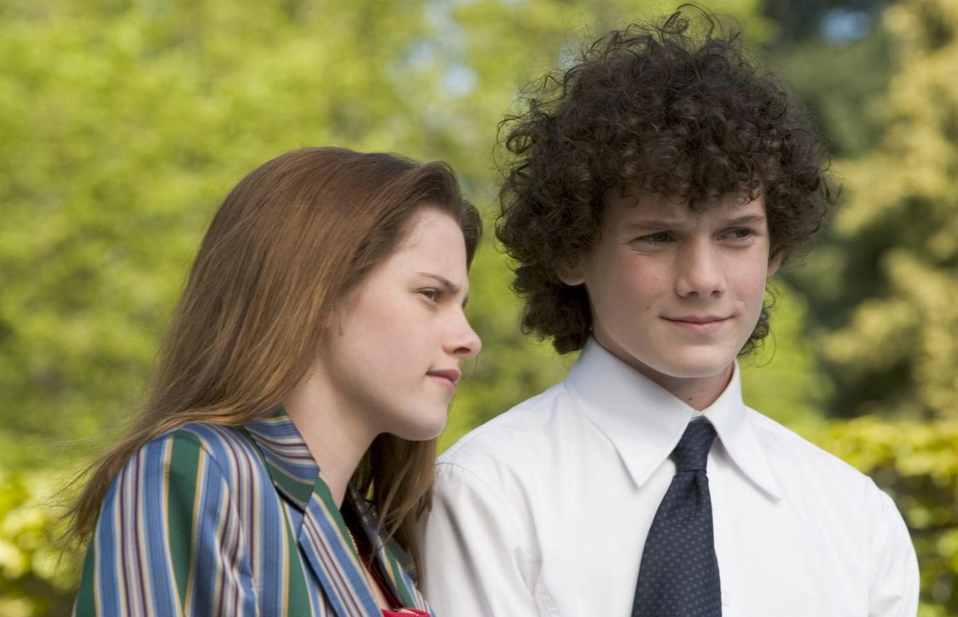 Anton Yelchin,Kristen Stewart