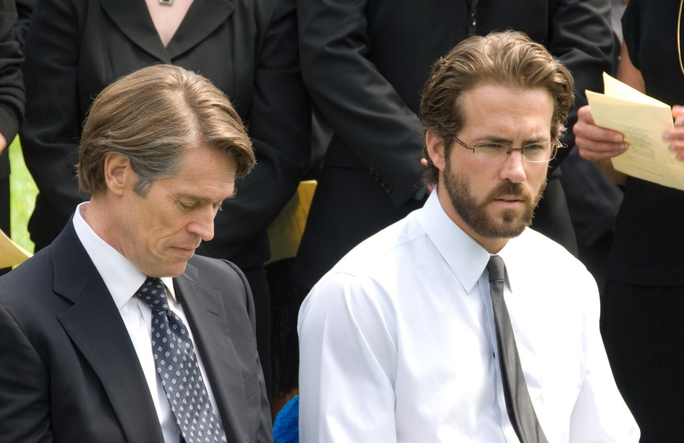 Ryan Reynolds,Willem Dafoe