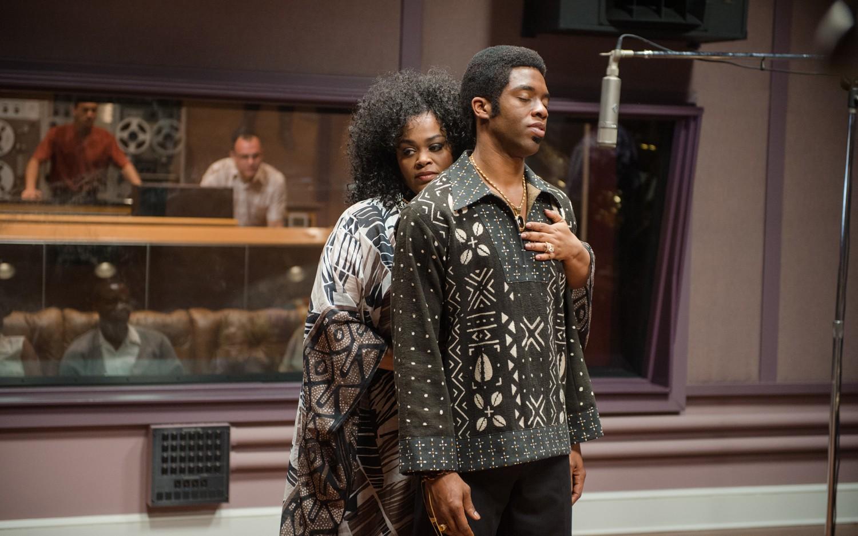 Chadwick Boseman,Octavia Spencer