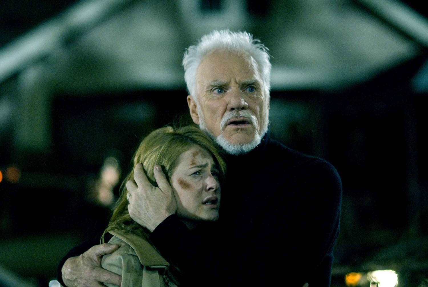 Malcolm McDowell,Scout Taylor-Compton
