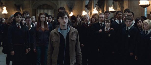 Bonnie Wright,Daniel Radcliffe