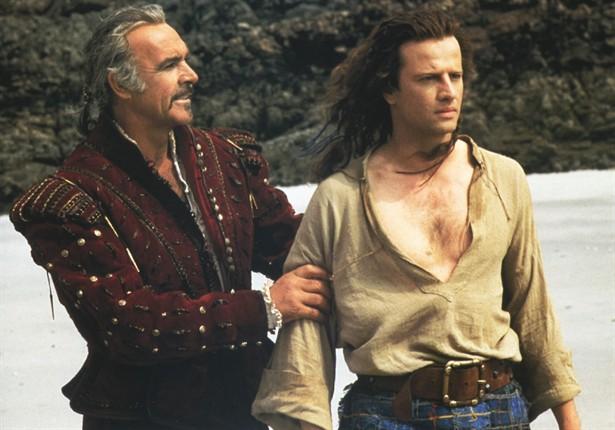 Christopher Lambert,Sean Connery