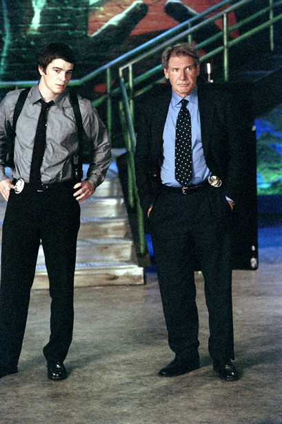 Harrison Ford,Josh Hartnett
