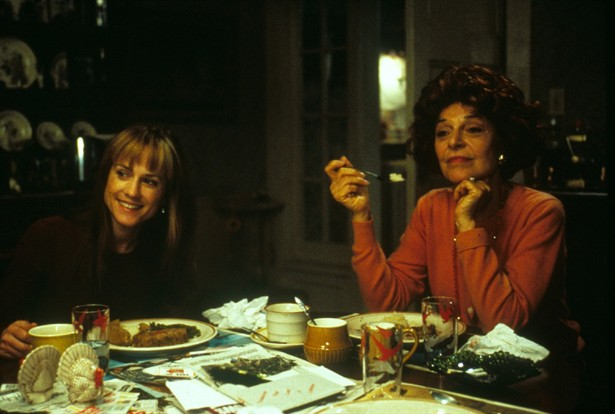 Anne Bancroft,Holly Hunter