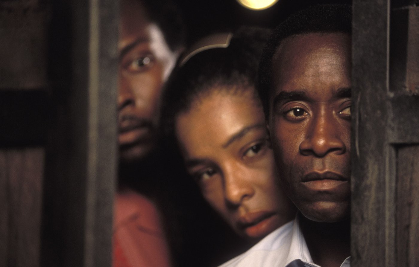 Don Cheadle,Sophie Okonedo