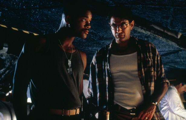 Jeff Goldblum,Will Smith