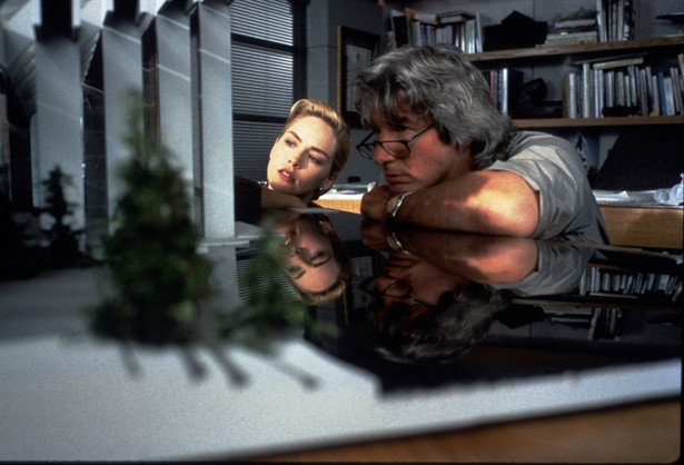 Richard Gere,Sharon Stone