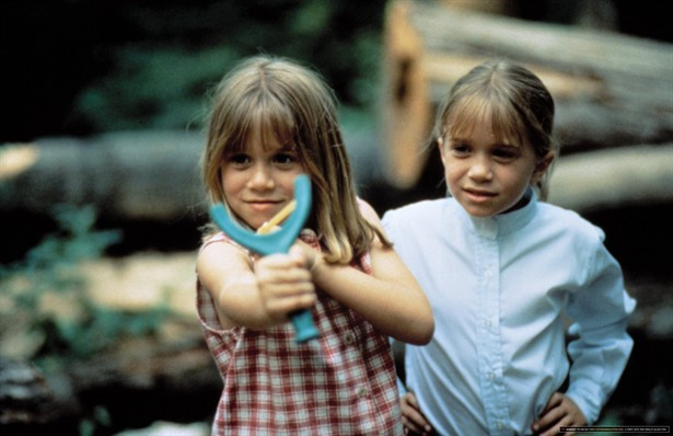 Ashley Olsen,Mary-Kate Olsen