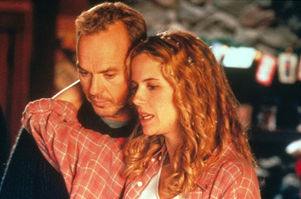 Kelly Preston,Michael Keaton