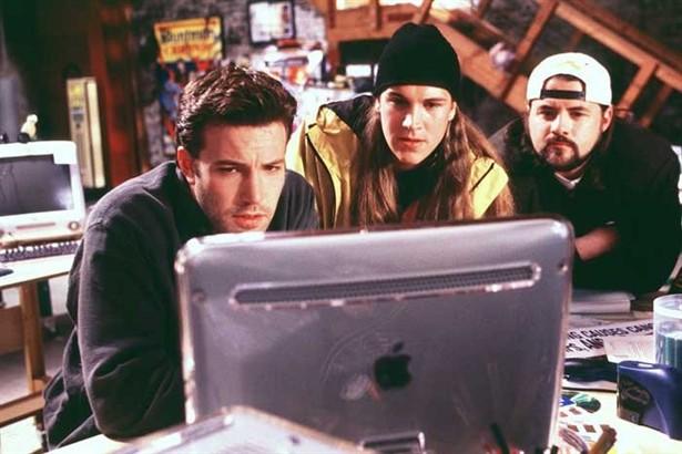 Ben Affleck,Jason Mewes,Kevin Smith