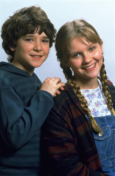 Bradley Pierce,Kirsten Dunst