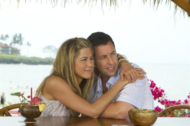 Adam Sandler,Jennifer Aniston