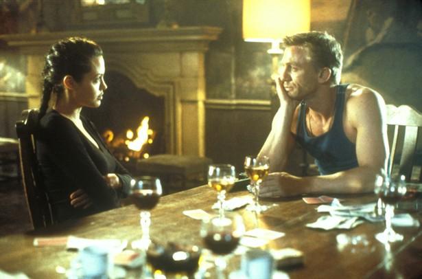 Angelina Jolie,Daniel Craig