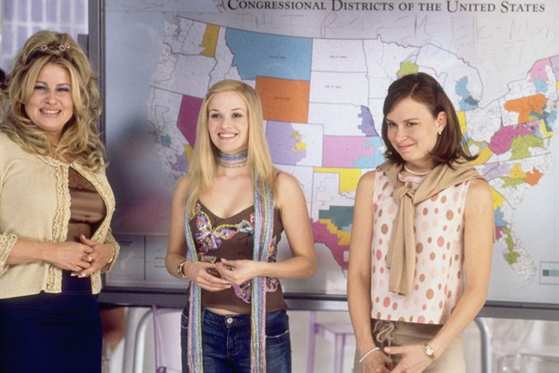 Jennifer Coolidge,Jessica Cauffiel,Reese Witherspoon