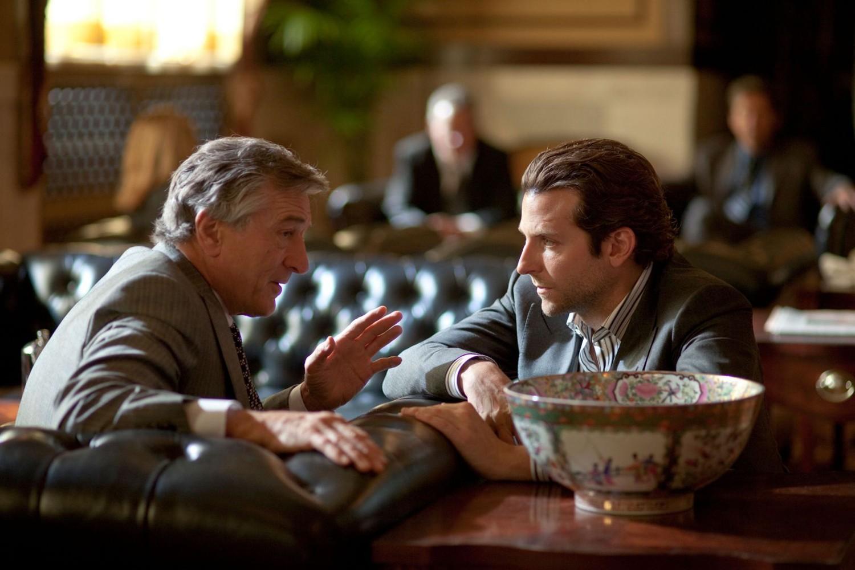 Bradley Cooper,Robert De Niro