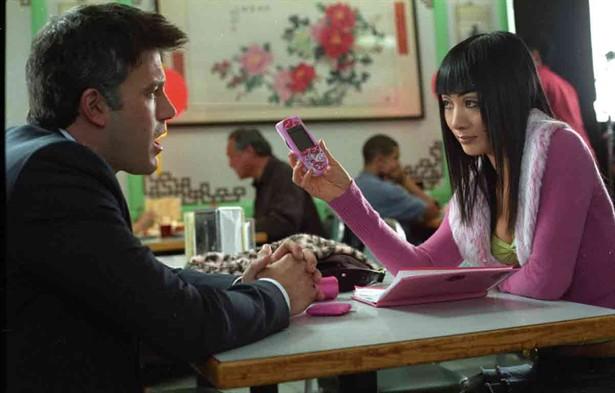 Ben Affleck,Ling Bai
